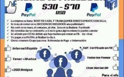 GANAR DINERO FACIL Y RAPIDO GMAIL/FACEBOOK