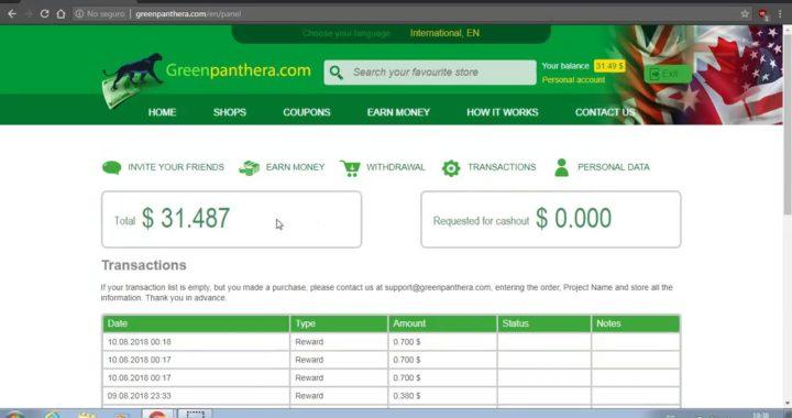 Greenpanthera com