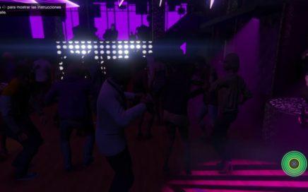 GTA 5 online Guía Club Nocturno gameplay español Ps4