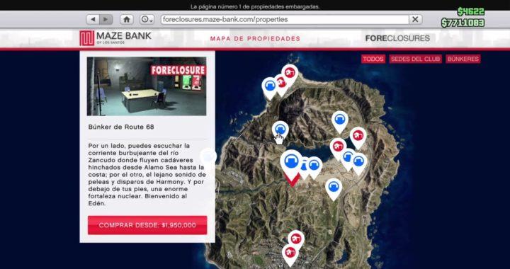 GTA 5 Online   Haciendo dinero desde cero Ep 42: GUNRUNNING, Bunker y supercamion, gaste $4.5m