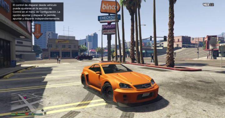 GTA 5 Online | Haciendo dinero desde cero, mi primer vehiculo No. 1
