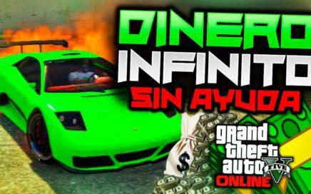 GTA 5 ONLINE - TENER MILLONES EN UN MINUTO!! Como ganar Dinero y rp infinito sin trucos
