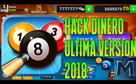 Hack dinero 8 ball pool Agosto 2018 | M ANDROID TUTORIALES