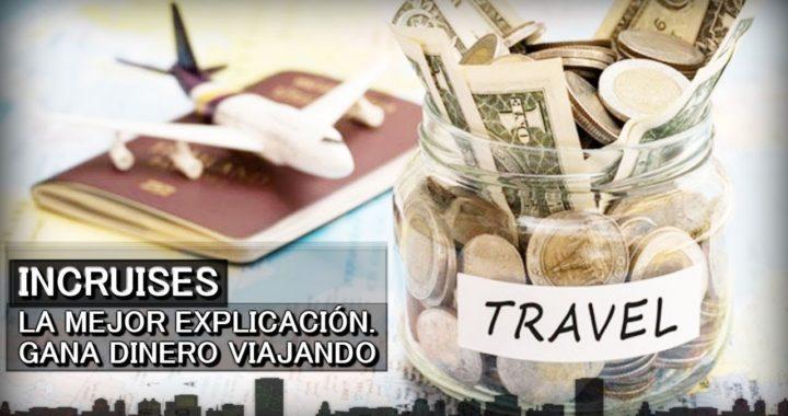 Incruises | La Mejor EXPLICACIÓN | Como Ganar Dinero por Internet Viajando en Cruceros de Lujo.
