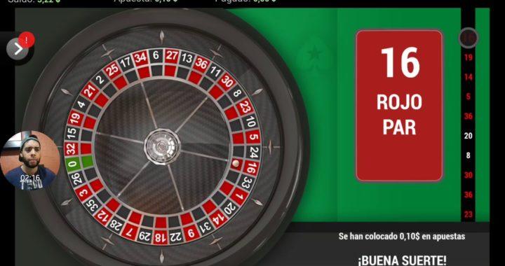 Juega a ganar dinero fácil con la ruleta electronica