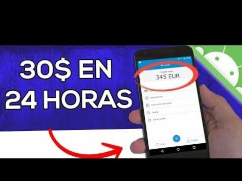 La mejor aplicación para ganar dinero en Android sin Aser nada 2018
