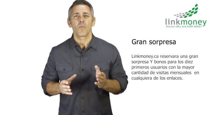 linkmoney.ca CÓMO GANAR DINERO ONLINE FÁCIL Y RÁPIDO AGOSTO 2018