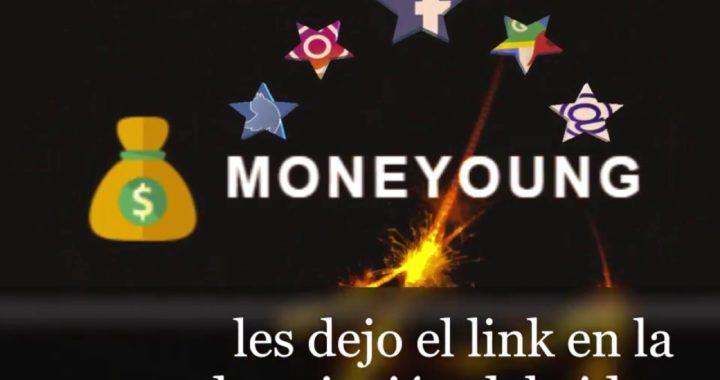 Make Money Online easily with moneyoung.com  (Ganar dinero en línea fácilmente con moneyoung.com