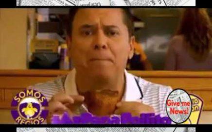 Mario Bezares, para ganar un dinero extra, anuncia pollos!