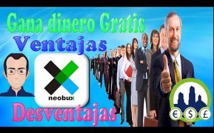 Neobux Ventajas y Desventajas de Ganar Dinero Por Internet Lo Que Nadie Te Dice 2018|Ralex85