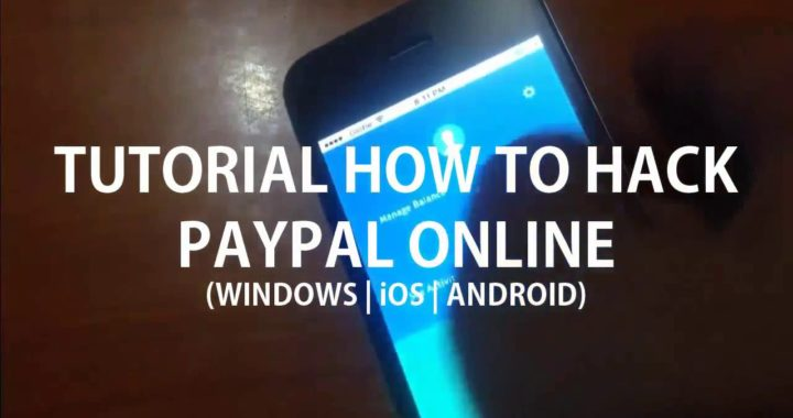 [NEWEST] hack ganar dinero paypal - paypal hack - $500 in 30 seconds Latest