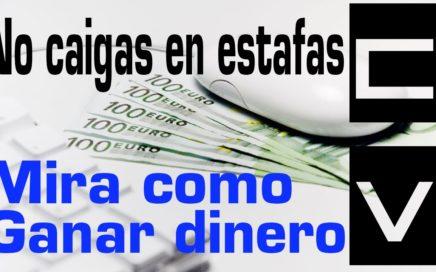 No Caigas en ESTAFAS!! Mira como ganar dinero en internet | Comprobante de Pago Sin Engaños