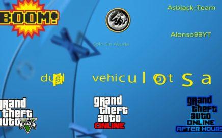 No Funciona Parcheado *Solo Sin Ayuda*! *duplicar vehiculos* Gta V online 1. 45