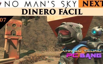No Man's Sky NEXT #7 Dinero fácil | Gameplay español