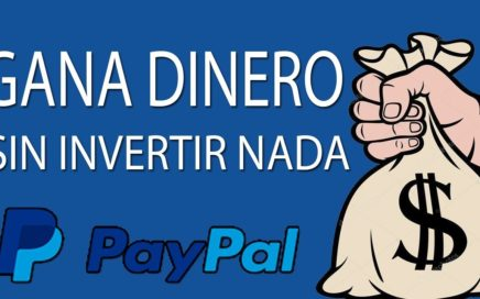 NUEVA PAGINA PARA GANAR DINERO EN INTERNET SIN INVERTIR NADA