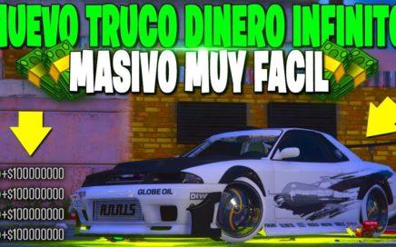 NUEVO! DINERO INFINITO DUPLICAR AUTOS DE LUJO *MASIVO*! GTA 5 ONLINE 1.45 MUY FACIL!