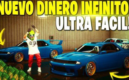 NUEVO! DINERO INFINITO SOLO SIN AYUDA ULTRA FACIL! GTA V 1.45 DUPLICAR AUTOS MUY FACIL GTA 5 ONLINE!