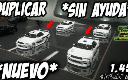 *NUEVO* - DUPLICAR SIN AYUDA - GTAV 1.45 - PLACAS LIMPIAS - DINERO FÁCIL - SOLO - (PS4 - XBOX One)