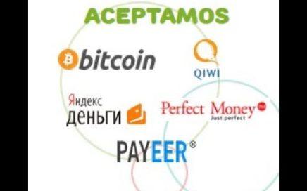 Nuevo Pago 705 Energia Rublos o Bitcoin | Ganar Dinero Por Internet