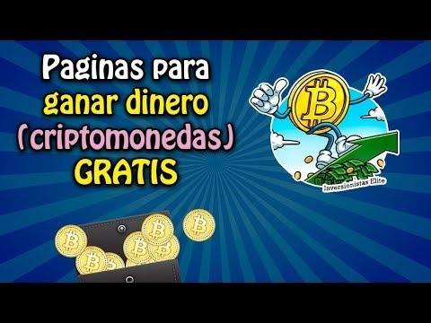 paginas para ganar dinero (criptomonedas) GRATIS