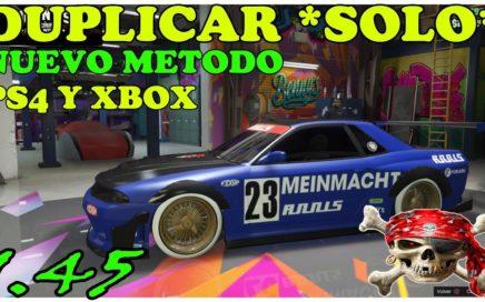 (PARCHEADO)NUEVO* TRUCO GTA 5 DUPLICAR *SOLO* PLACAS LIMPIAS CON Y SIN TERRORBYTE PS4 Y XBOX
