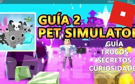 Pet Simulator, Como Encontrar Cofres Grandes. Todas las Zonas, Roblox Español Guia Tutorial 2