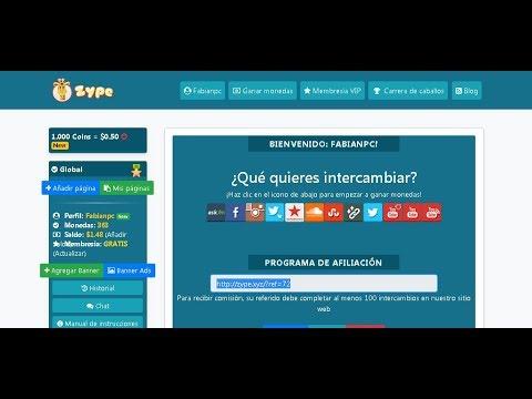 Recibo De Pago De ZYPE  Gana Dinero Para Paypal 2018 - WX 390 PC