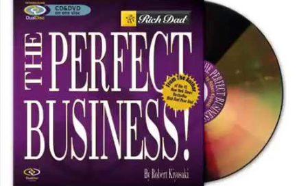 Robert T Kiyosaki  Audio libro Completo El Negocio Perfecto
