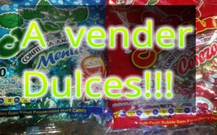 Se gana buen  dinero vendiendo dulces? (experimento)