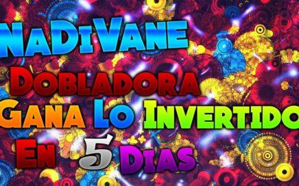 SI QUIERES GANAR RUBLOS ENTRA AQUI ! | NADIVANE | DOBLADORA
