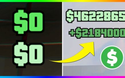 *SIN AYUDA* COMO GANAR MILLONES EN 5 PASOS!! DINERO INFINITO 1.44/1.45 | GTA ONLINE