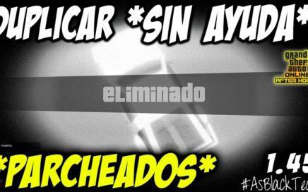 *SIN AYUDA* DUPLICAR COCHES - TRUCOS PARCHEADOS - GTA V - !! NO LO HAGAS !!  - (PS4 - XBOX One)
