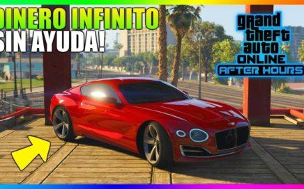 *SIN AYUDA* NUEVO TRUCO DINERO INFINITO 1.44/1.45 [NEW SOLO MONEY GLITCH] | GTA ONLINE