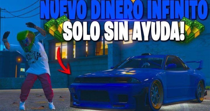 SIN AYUDA! NUEVO TRUCO DINERO INFINITO DUPLICAR AUTOS MUY FACIL *SOLO*! GTA 5 ONLINE 1.45