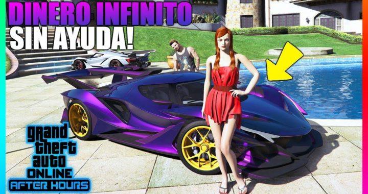 *SIN AYUDA* TRUCAZO DINERO INFINITO SIN FALLAS! 1.45 [SOLO UNLIMITED MONEY GLITCH]   GTA ONLINE