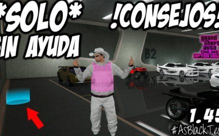 """*SOLO - SIN AYUDA* - DUPLICAR COCHES - GTA V 1.45 - """"PUNTO AZUL"""" - CONSEJOS - !PARCHEADO!"""