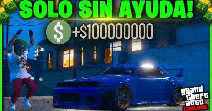 SOLO SIN AYUDA! TRUCO DE DINERO *MEJORADO* MUY FACIL DE HACER - GTA V - DUPLICAR AUTOS - GTA 5 1.45