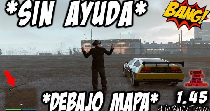 """*SOLOS - SIN AYUDA* -  AFTER PATCH - GTA V 1.45 - DELUXO DEBAJO DEL MAPA - DUPLICAR? - """"INFO"""""""