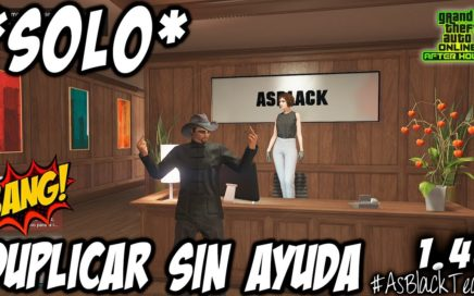 *SOLOS - SIN AYUDA* - DUPLICAR COCHES - GTA V - !NUEVO! - PLACAS LIMPIAS - (PS4 - XBOX One - PC)