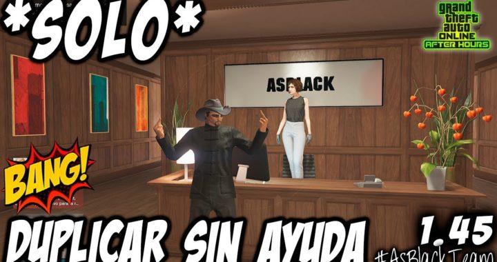 *SOLOS - SIN AYUDA* - DUPLICAR COCHES - GTA V - !NUEVO! - PLACAS LIMPIAS - (PS4 - XBOX One - PC)