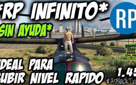 *SOLOS - SIN AYUDA* - TRUCO RP INFINITO - GTA V 1.45 - IDEAL PARA SUBIR NIVEL RAPIDO - (PS4 - XB1)