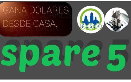Spare5 gana dinero realizando tareas sencillas. Ganando dinero en casa | Derrota la crisis.