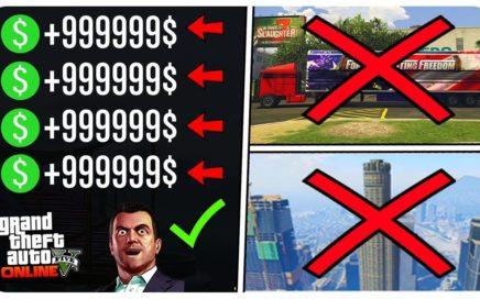 TRUCAZO! +1.000.000$ *CADA 2 MINUTOS* SIN OFICINA NI CENTRO DE OPERACIONES! DINERO INFINITO 1.44