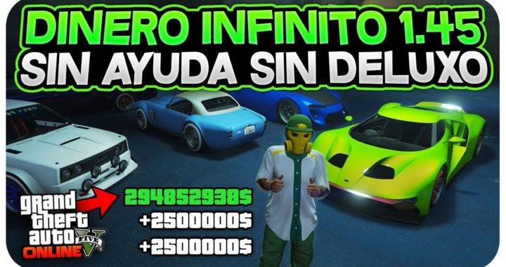 WOW! DINERO INFINITO *SIN DELUXO, SIN AYUDA Y SIN CLUB* +2,499,000$ EN 5 MIN! SIN BANEO Y FÁCIL!