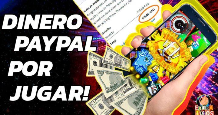 Aplicacion que paga por paypal | Dinero para paypal jugando con tu celular