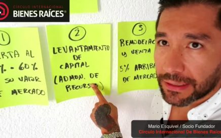 Asi Gané $39,000 dólares sin dinero en Bienes Raices con Mario Esquivel