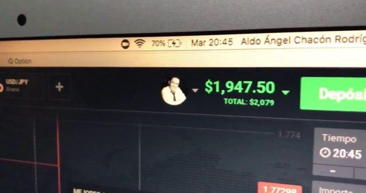 ¡Así se gana dinero en cuestión de minutos!