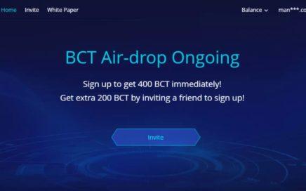 Becent Gana 400 BCT por registrarte y 200 por referido | GANAR DINERO CON AIRDROPS