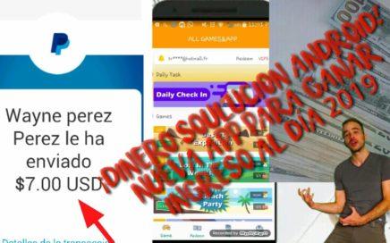 Bomba Aplicación para ganar dinero rápido por Paypal 2018