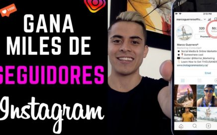 Como Conseguir Seguidores en Instagram en Automático | Gana Miles de Seguidores Usando Morfix